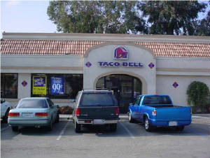 Taco Bell Restaurant Inspection, Rancho Cucamonga, Ca